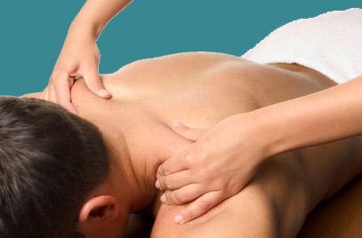 ontspannende klassieke massage